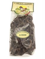 Паста казаречче с какао 250 г,  Caserecce al cacao, Pastificio Curti 250 g