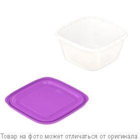 Контейнер для продуктов Прованс (СВЧ) 0,6л, шт