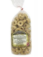 Тараллини с семенами фенхеля 400 г, Tarallini ai semi di finocchio Food & B 400 gr.