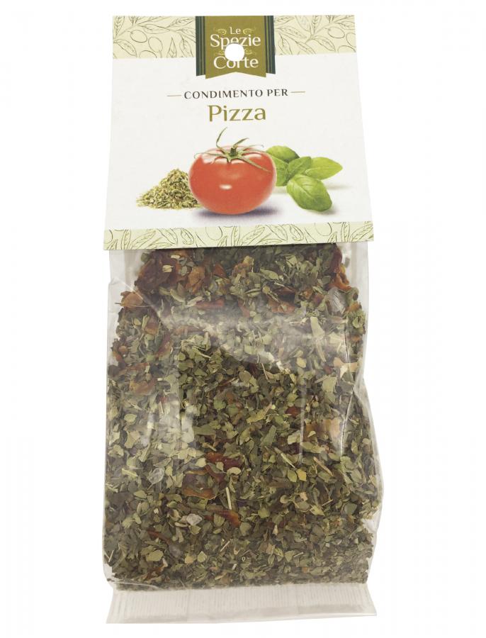 Специи для пиццы 50 г, La Corte d'Italia. La Spezie per pizza 50 g