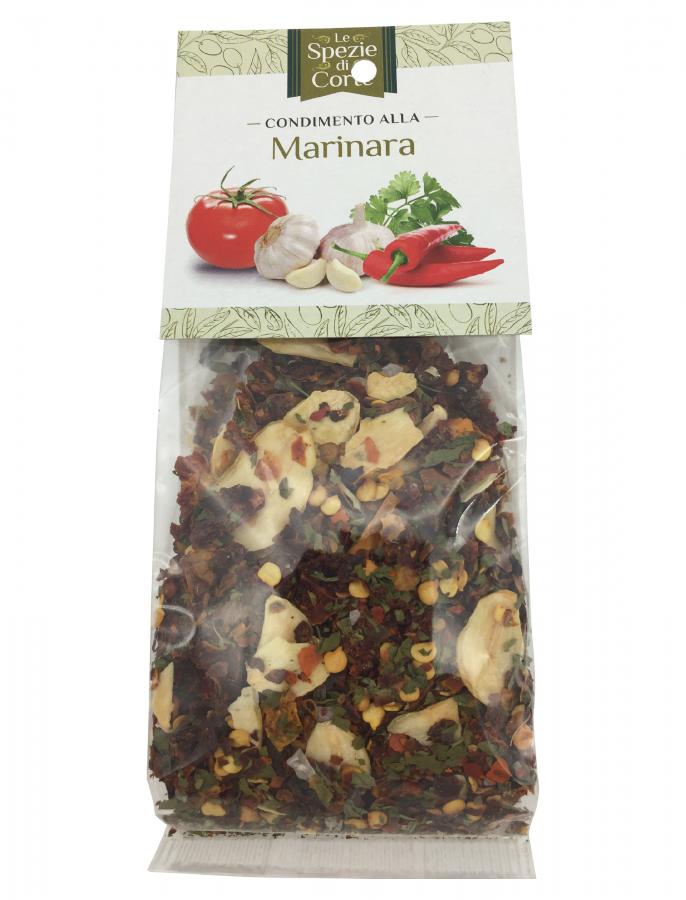 Специи для пасты Маринара 50 г, La Corte d'Italia. Condimento alla Marinara 50 g