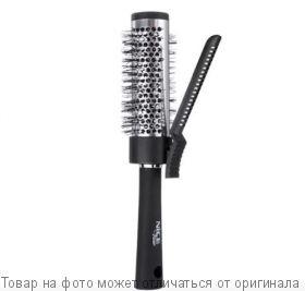 NICE VIEW 106 Расч-Щипцы  д/укл. волос кругл. с мет. зуб.  (D-3, L-24см), шт