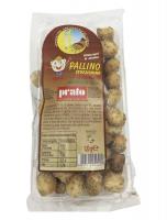 Гриссини шарики с кунжутом 120 г, Pallino stuzzichino al sesamo Prato 120 gr.