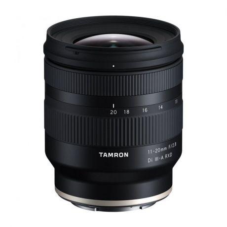 Объектив Tamron 11-20mm f/2.8 Di III-A RXD