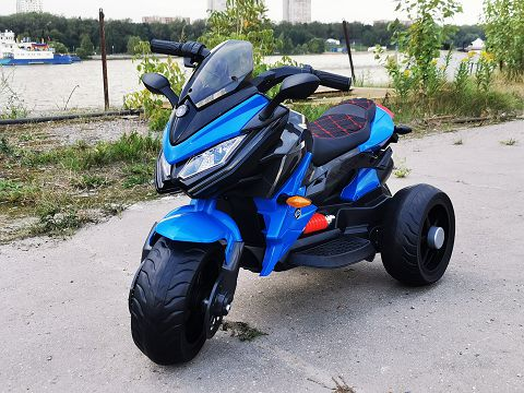 Детский трицикл Moto YAP 2532