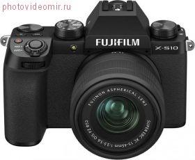 Цифровая фотокамера Fujifilm X-S10 Kit 15-45mm f/3.5-5.6 OIS PZ
