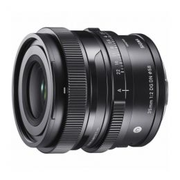 Объектив Sigma 35mm f/2 DG DN Contemporary Sony E