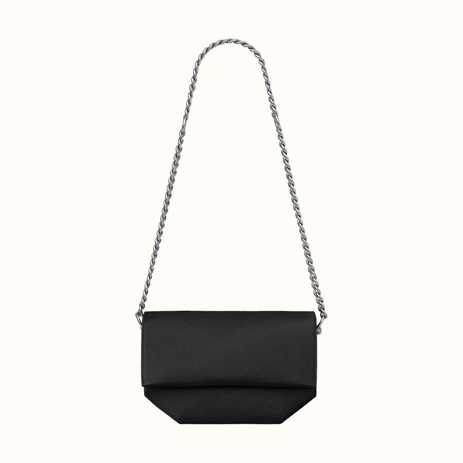 Сумка Hermes Opli chaine 24 bag (Noir)