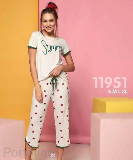 11951 Пижама женская Sevim