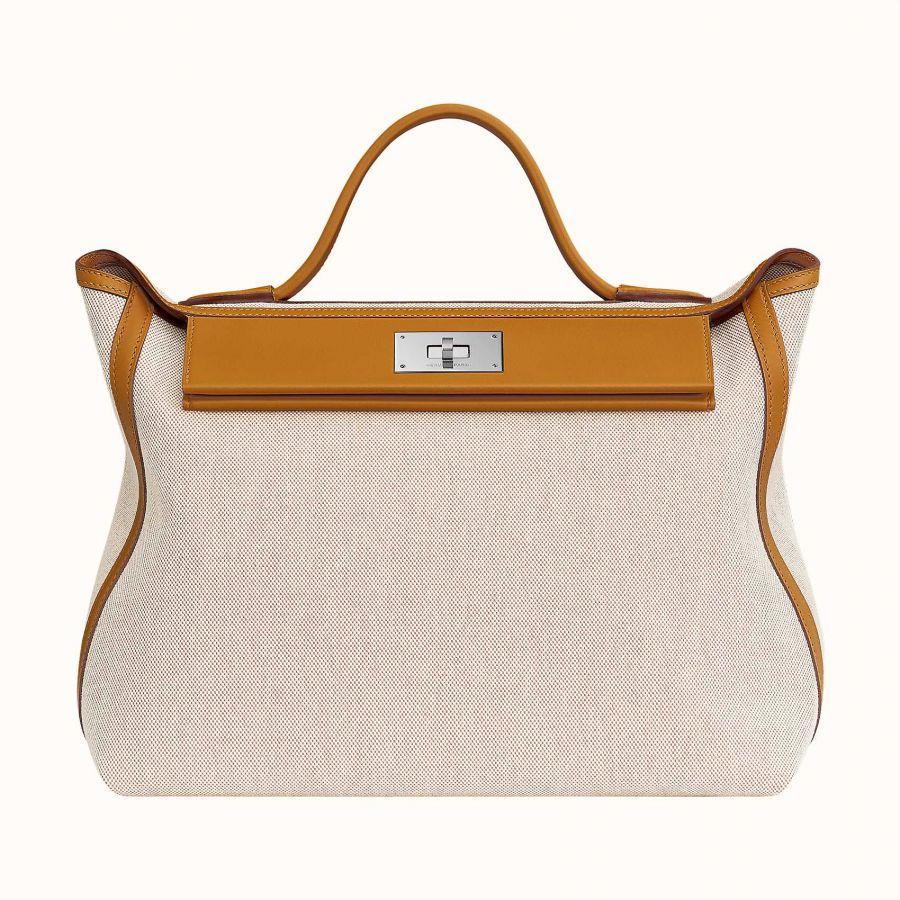 Сумка Hermes 24/24 - 35 bag (Ecru/Beige/Sesame)