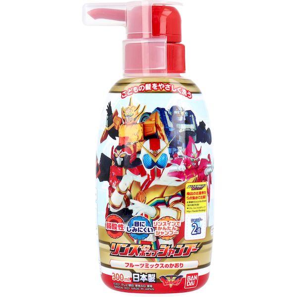 Детский шампунь-кондиционер Kikai Sentai Zenkaiger
