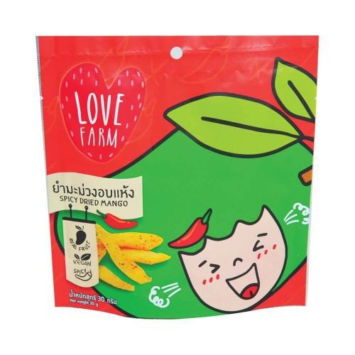 Тайский манго с чили Love Farm 30g