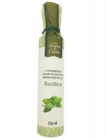 Масло оливковое с базиликом (дорическая) 250 мл, La corte d'Italia. Bottiglia Dorica Basilico 250 ml, La Corte d'Italia