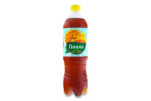 Чай Пиала 1л с соком Манго/Ананас/Лемогасс ПЭТ