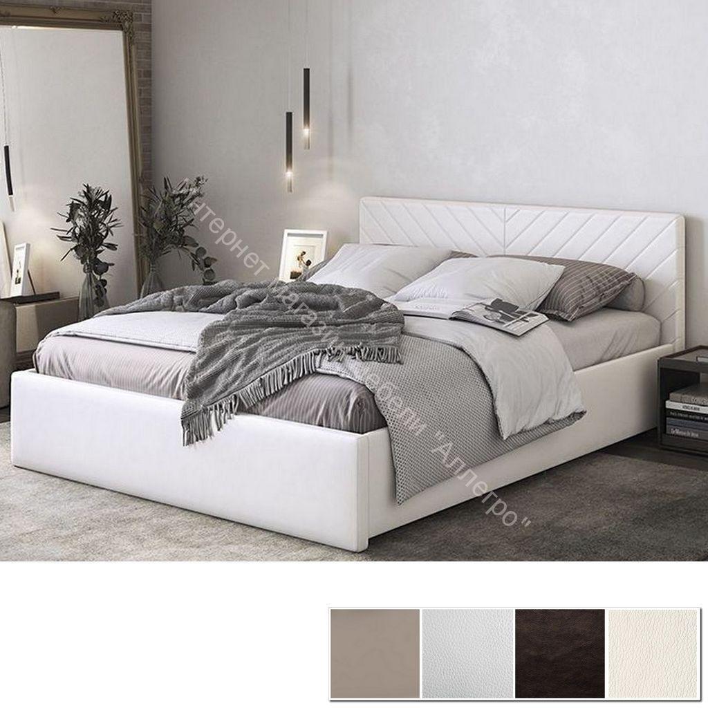 Кровать 1.6 Сандра с основанием