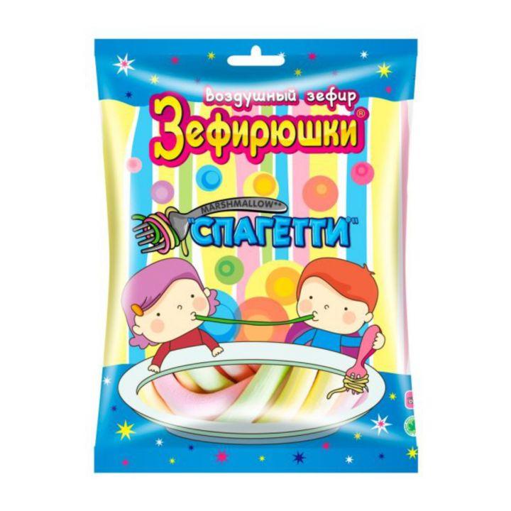 Зефирная Спагетти 80г Сладкая Сказка