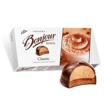 Десерт Бонжур Классика 232г Конти