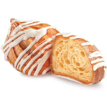 Печенье Заварные пышечки в белой глазури 1кг Яшкино