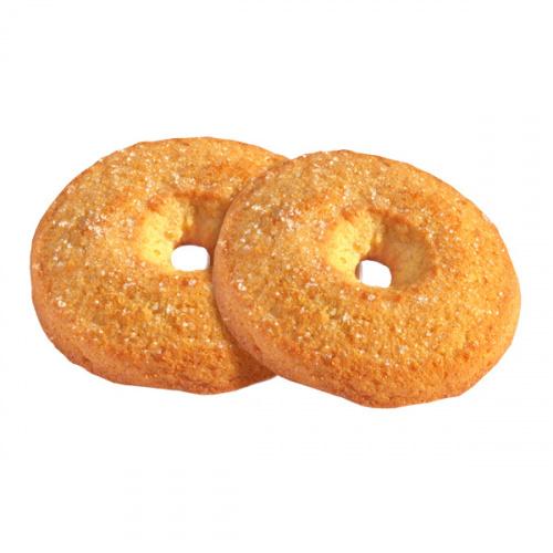 Печенье Кольцо творожное 1кг Дымка
