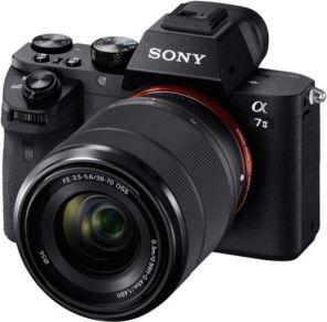 Sony A7 II kit 28-70mm