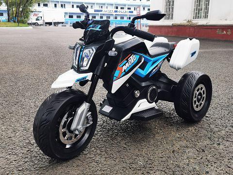 Детский трицикл Moto YHI 7375