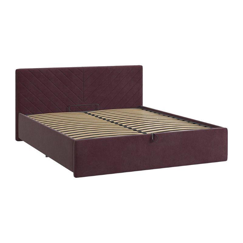 Кровать «Сандра 2» 1600 (с подъем. механизмом)