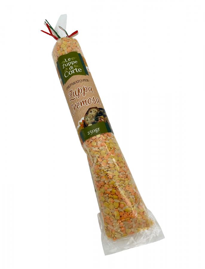 Суп кремовый 250 г, La Corte d'Italia. Zuppa Cremosa 250 g