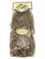 Тальятелле песто 250 г , Tagliatelle al pesto Pastificio Curti 250 gr.