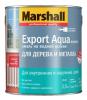Эмаль по Дереву и Металлу Marshall Export Aqua 0.8л Матовая, Полуматовая, Глянцевая без Запаха / Маршалл Экспорт Аква
