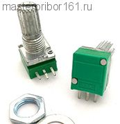 Потенциометр RK097N  1,0 kOm