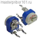 Потенциометр  RM-065 1.0 мОм