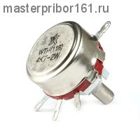 Потенциометр  WTH118   4.7 кОм