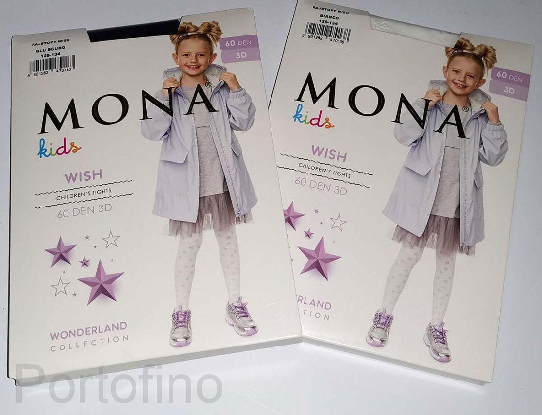 MONA WISH 60den колготки детские