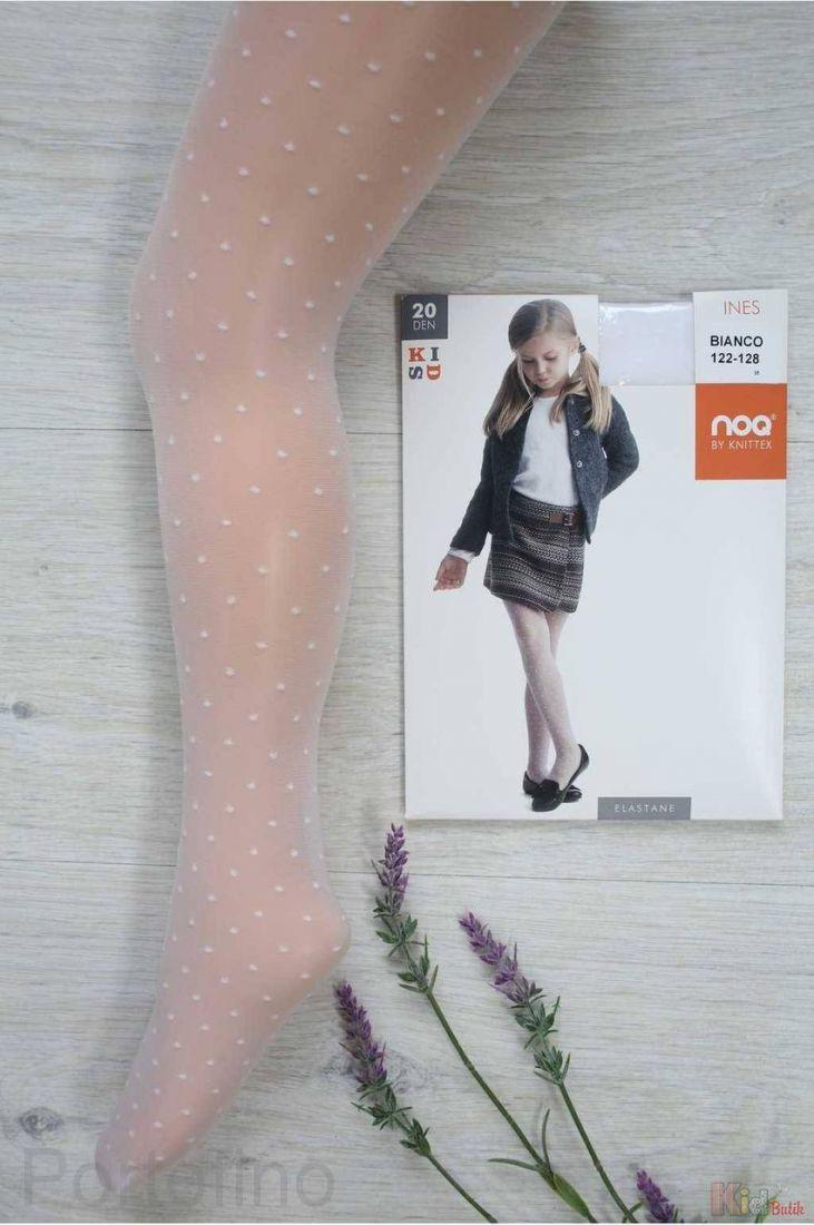 Ines Knittex 20 DEN детские колготки