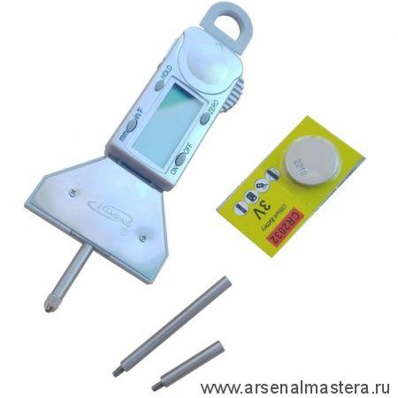Глубиномер электронный с большим дисплеем iGaging 0-100 мм IG 35-0904 М00018749
