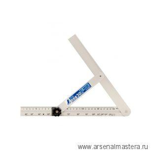 Малка c угломером Shinwa 300 мм Sh 62660 М00007792