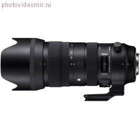 Объектив Sigma 70-200mm f2.8 DG OS HSM Sports Nikon
