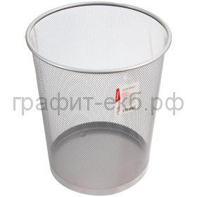 Корзина 20л Berlingo Steel&Style сетка металлическая серебристая BMs_41801