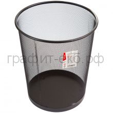 Корзина 20л Berlingo Steel&Style сетка металлическая черная BMs_41802