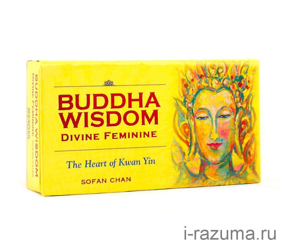 Карты аффирмаций Buddha Wisdom Divine Feminine