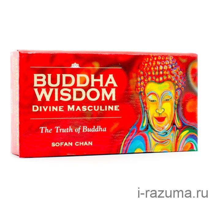 Карты аффирмаций Buddha Wisdom Divine Masculine