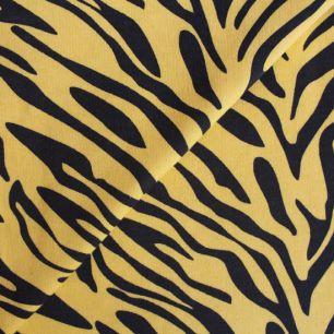 Трикотаж интерлок Тигр 50*37 см.