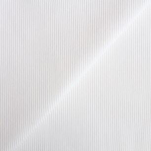 Лоскут трикотажной ткани кашкорсе резинка Молочный 50х30