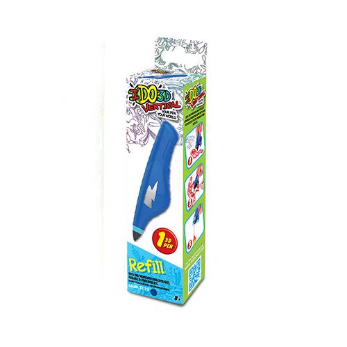 Набор для объёмного рисования I Do 3D Vertical, 1 ручка: цвет-синий.