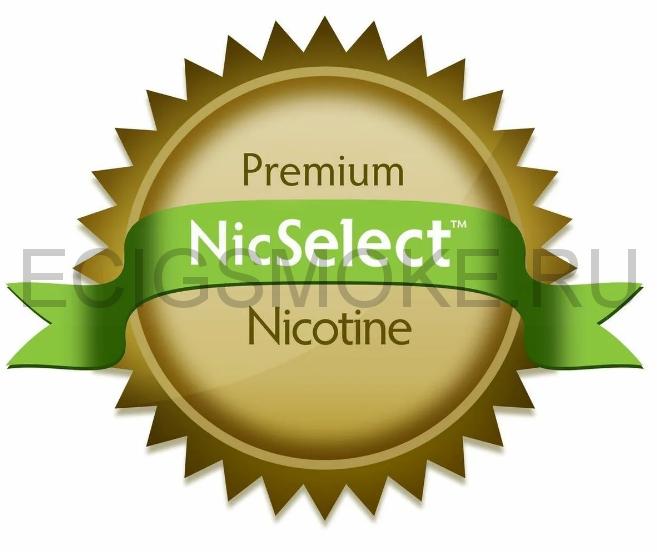 """Никотин премиум """"Alchem NicSelect Original"""" 100 мг/мл СОТКА 10 мл"""