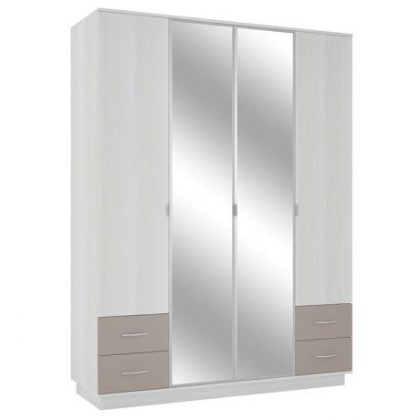 Шкаф четырехдверный МИЛОС 4