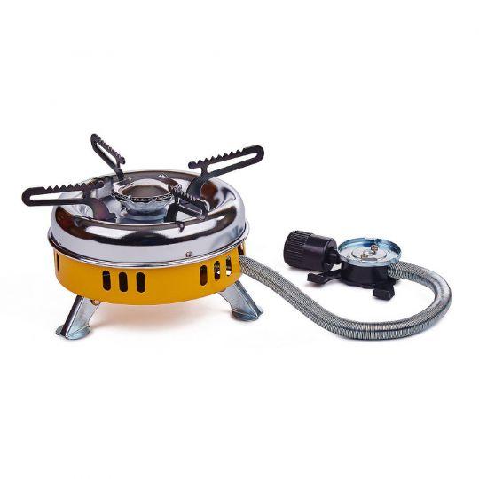 Горелка газовая TOURIST MINI-2000 (TM-200) со шлангом