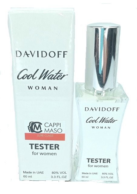 Мини-тестер Davidoff Cool Water Woman 60 мл