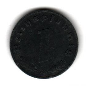 Германия 1 пфенниг 1940 J