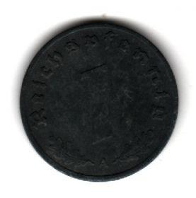 Германия 1 пфенниг 1941 А